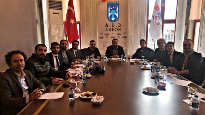 Başkent'te İlk Espor Kulübü Kuruldu