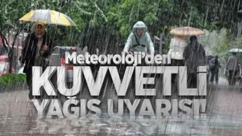 Ankara'da Bugün Hava Nasıl Olacak? Kuvvetli Yağış Uyarısı! - Ankara Yaşam  Haberleri