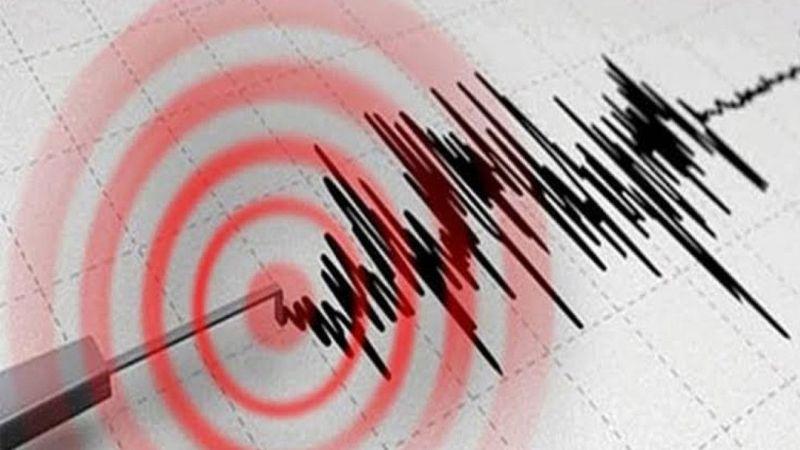 Son Dakika: 4.0 büyüklüğünde deprem