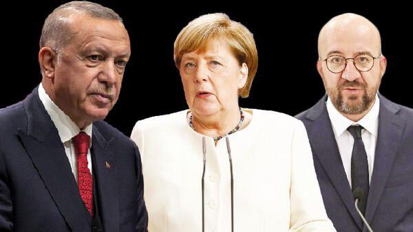 AB'den Erdoğan-Merkel-Michel görüşmesine ilişkin açıklama