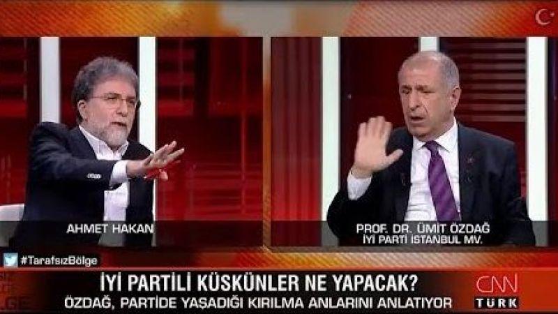 İYİ Parti karıştı! İYİ Partili Ümit Özdağ suçladı: İstanbul İl Başkanı Buğra Kavuncu FETÖ'cü
