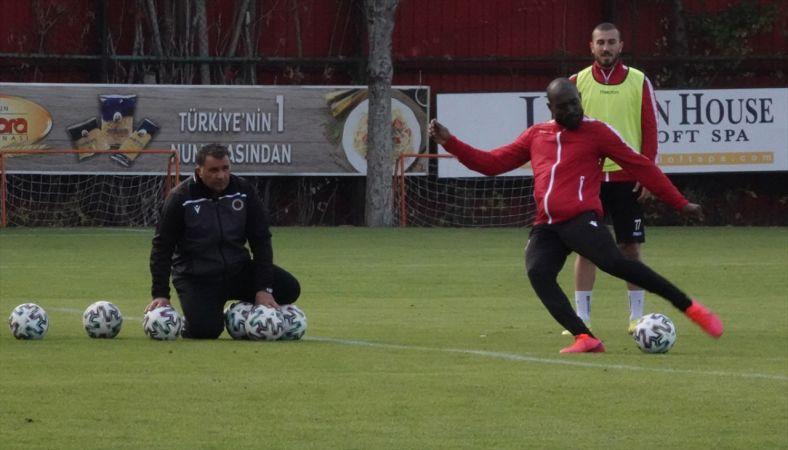 Gençlerbirliği'nde Fenerbahçe maçı hazırlıkları