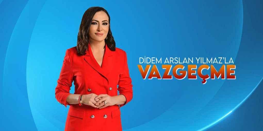 Didem Arslan Yılmaz'la Vazgeçme Tamamı Tek Parça 15 Ocak 2021 Cuma Show Tv  Canlı izle! - Ankara Haberleri