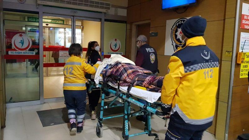 Bursa'da otomobil uçuruma yuvarlandı: 3 yaralı