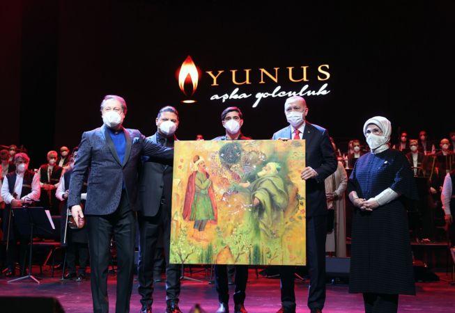 """""""Bizim Yunus"""" Yılı Açılış Töreni"""