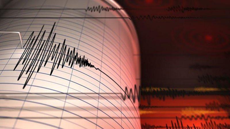 Yunanistan'da 3,9 büyüklüğünde deprem!