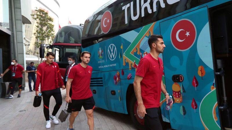 Times, EURO 2020'de Türkiye'nin En Etkisiz Takım Olduğunu Yazdı