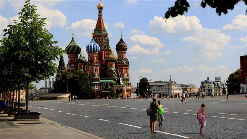 Moskova Pandemi Rekorunu Kırdı!