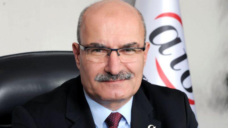 """ATO Başkanı Baran: """"Uzun Tatil, Üretim Ve İhracatı Yavaşlatır"""""""