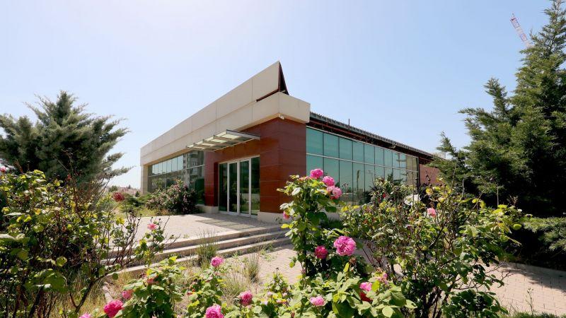 Çankaya'ya Yeni Kent Tarım Evi