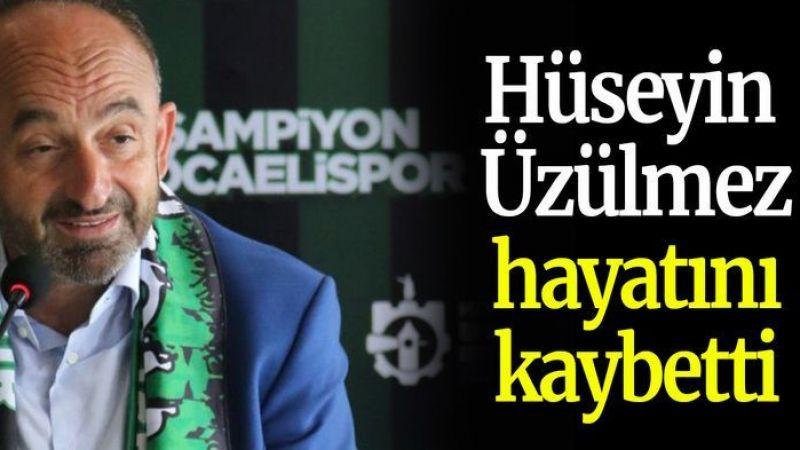 Türk Futbolunun ve Kocaeli'nin Acı Kaybı! Üzülmez Hayatınız Kaybetti!