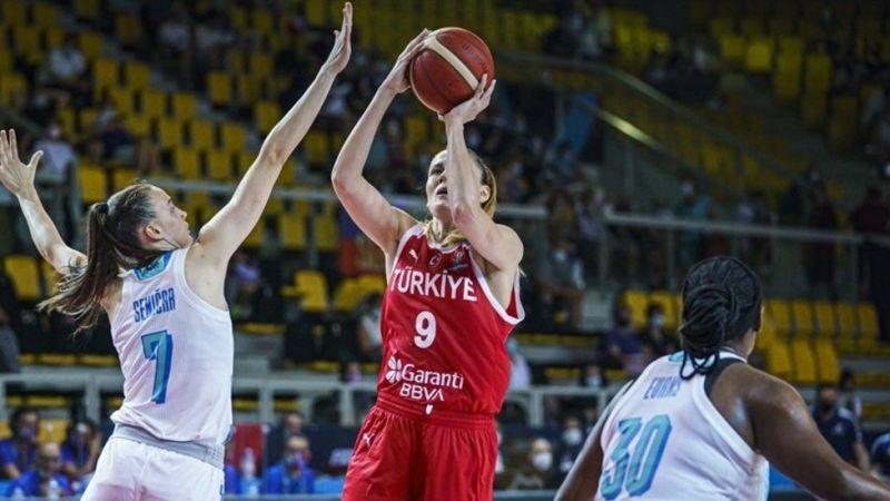 Türkiye Olmasa Bile Basketbol Heyecanı Devam Ediyor! Çeyrek Finalistler Belli Oldu!