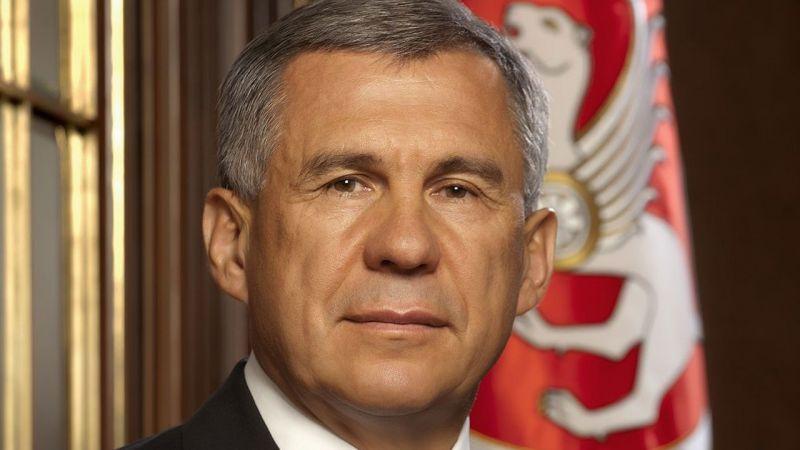 Tataristan Cumhurbaşkanı, Yatırım Ve İşbirliği İçin Türkiye'ye Geliyor