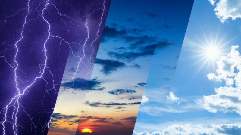 Yurtta Hava Durumu  Nasıl? Ankara Parçalı, Yer Yer Çok Bulutlu