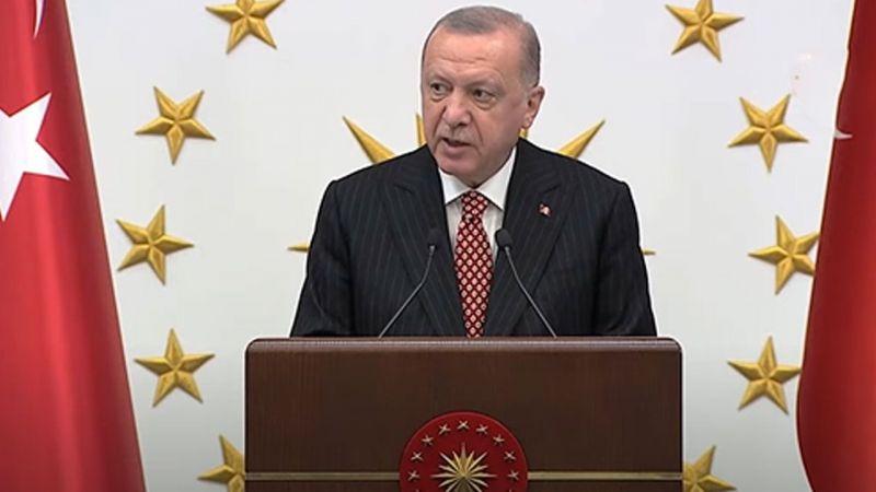 """Cumhurbaşkanı Erdoğan AK Partili  Belediye Başkanlarına """"Sizin Başarınız 2023'teki Seçim Sonuçlarını Etkileyecek"""""""