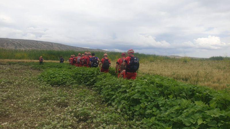 Kahramankazan Belediyesi Arama Kurtarma Birliği İlk Görevine Çıktı