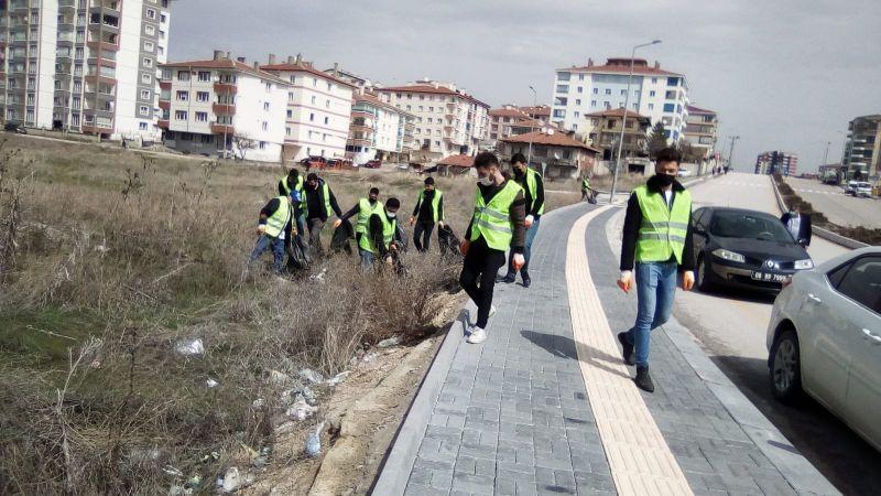 Pursaklar Belediyesi Daha Temiz Bir İlçe İçin Kolları Sıvadı