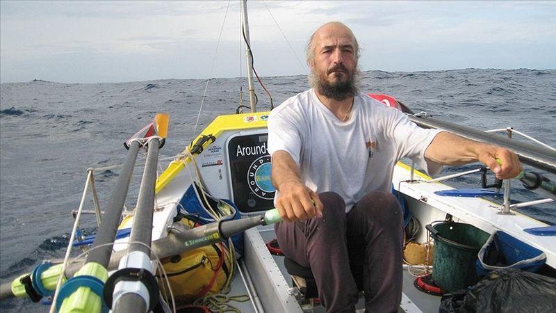 Erden Eruç 16. Dünya Rekorunu Kırmak İstiyor! Pasifik Okyanusunda Tek Başına Olacak!