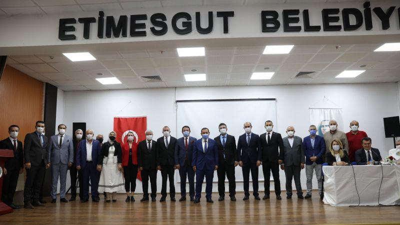 Etimesgut Belediyesi Kent Konseyi Genel Kurulu Yapıldı