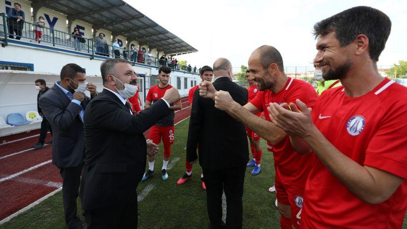 Sincan Belediyespor 3-0'lık Galibiyetle Çeyrek Finale Yükseldi