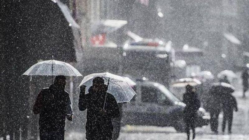 Meteoroloji Uyardı:  Ankara Çevrelerinde Önümüzdeki 4 Saate Dikkat!