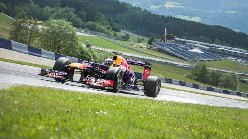 Red Bull Kendi Evine Gidiyor! Formula 1'de Sıradaki Durak Avusturya!