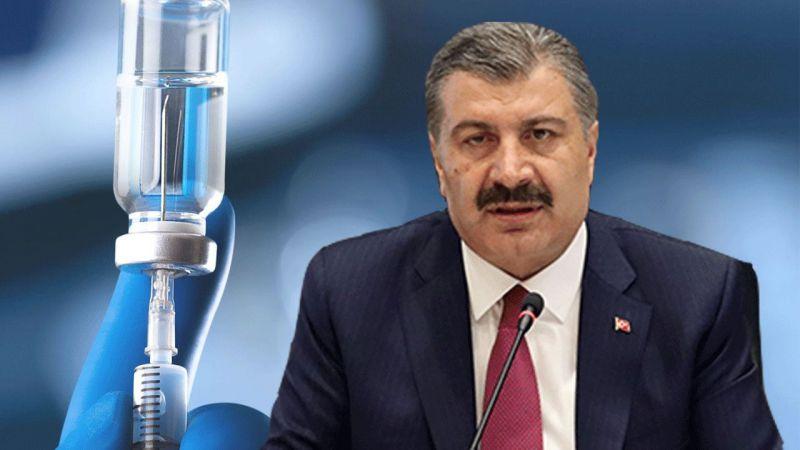 Sağlık Bakanı Fahrettin Koca, 24 Saatlik Aşı Dozunu Açıkladı