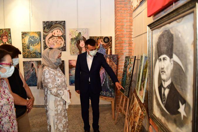 Ulucanlar Sanat Sokağından Geri Dönüşüm Sergisi