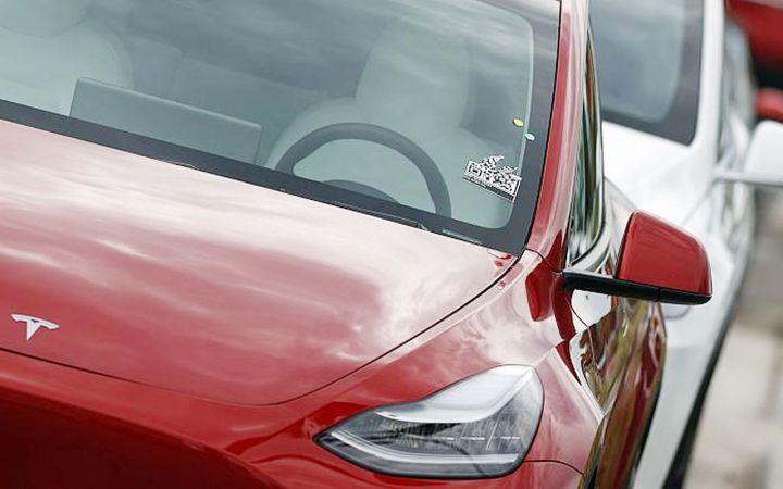 Tesla, Çin'deki araçlarını geri çağırıyor!