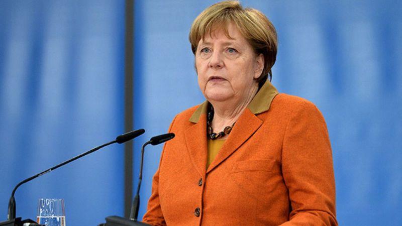 Almanya Şansölyesi Angela Merkel'den Flaş Karar!