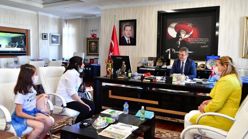 Mamak Belediye Başkanı Murat Köse Halkla İç İçe Halkın İçinde