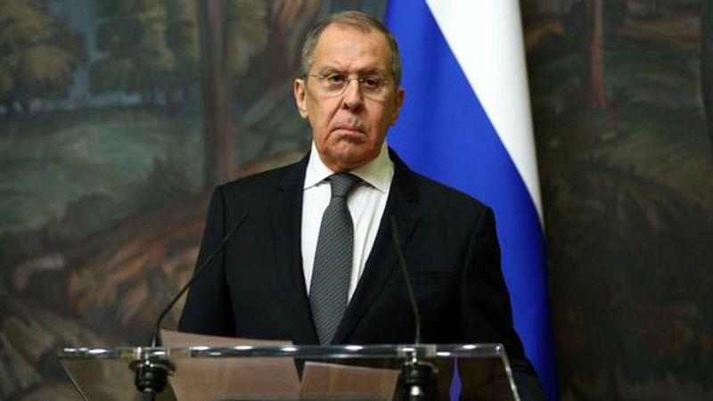 Rusya Federasyonu Dışişleri Bakanı Sergey Lavrov Türkiye'ye Geliyor
