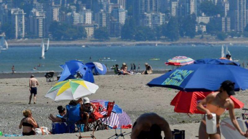 Kanada'da Sıcak Hava Rekoru Kırıldı, Sıcaklardan Ölümler Arttı