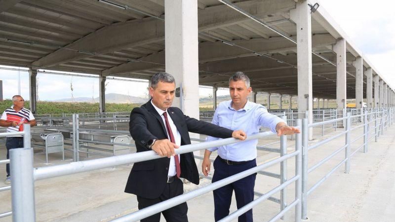 Ankara Gölbaşı'na Modern Kurban Tesisi