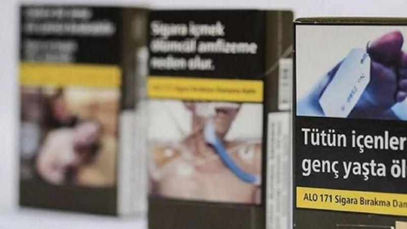 Sigara Paketleri Değişiyor, Sağlık Uyarısı Alanını Yüzde 100'e Çıkarıldı