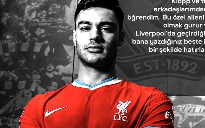 Ozan Kabak, Liverpool'dan ayrıldı! Neler Oluyor? İşte Detaylar...