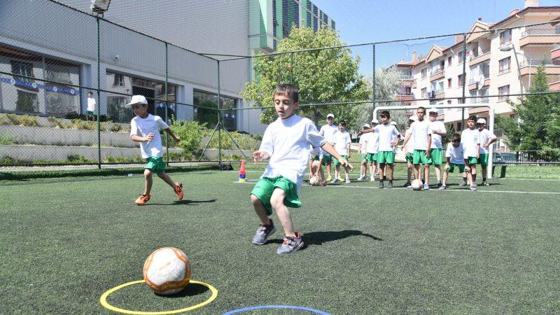 Mamak'ta Yaz Spor Kurs Kayıtları Başlıyor
