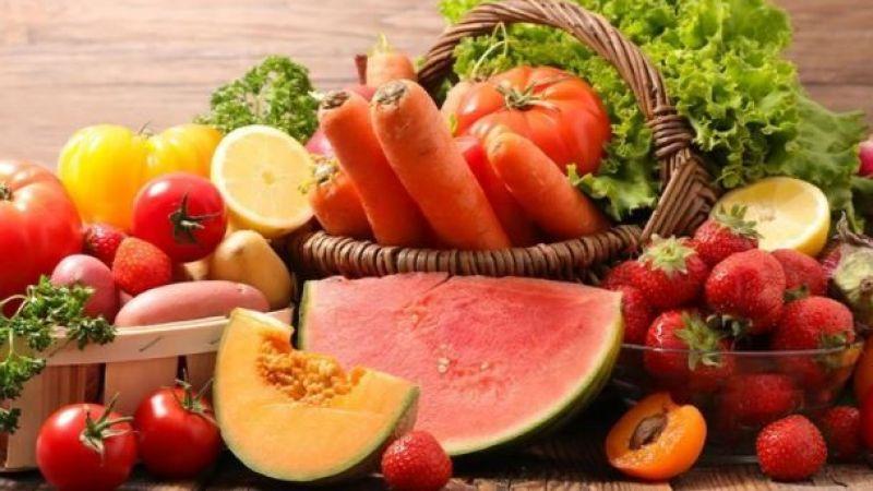 Yaz Ayında En Çok Tüketmemiz Gereken Meyve Ve Sebzeler Nelerdir?