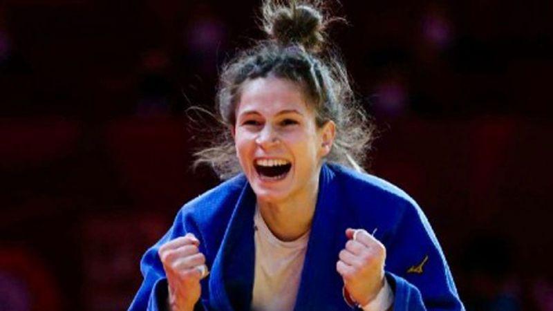Milli Judocu Gülkader Şentürk Tokyo Olimpiyatları'na Hak Kazandı