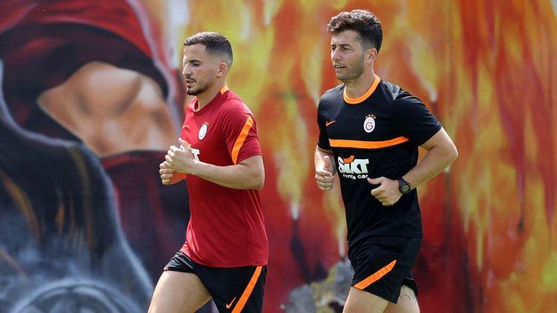 Galatasaray'dan Omar Elabdellaoui Paylaşımı