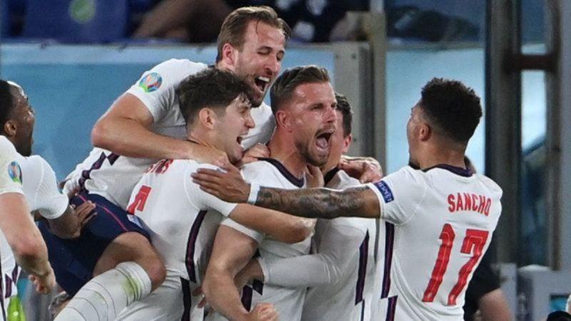 EURO 2020'de yarı finalistler belli oldu! İşte yarı final maçları ve tarihler