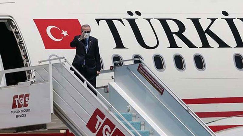 Cumhurbaşkanı Erdoğan, Bugün Kuzey Kıbrıs Türk Cumhuriyeti'ne Gidiyor