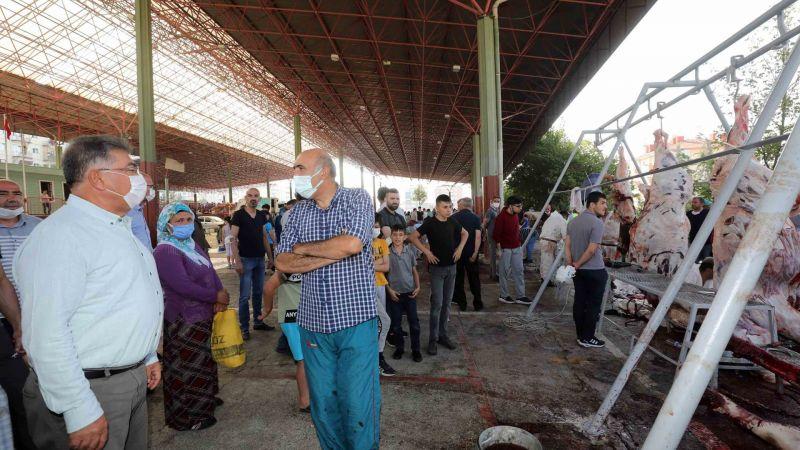 Yenimahalle'de Kurbanlar Kesildi, Yakacık'ta Dört Dörtlük Hizmet