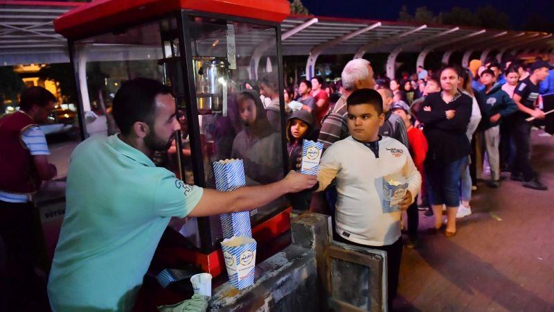 Ankara'da Kentin Dört Bir Yanına Açık Havada Sinema Günleri Başlıyor