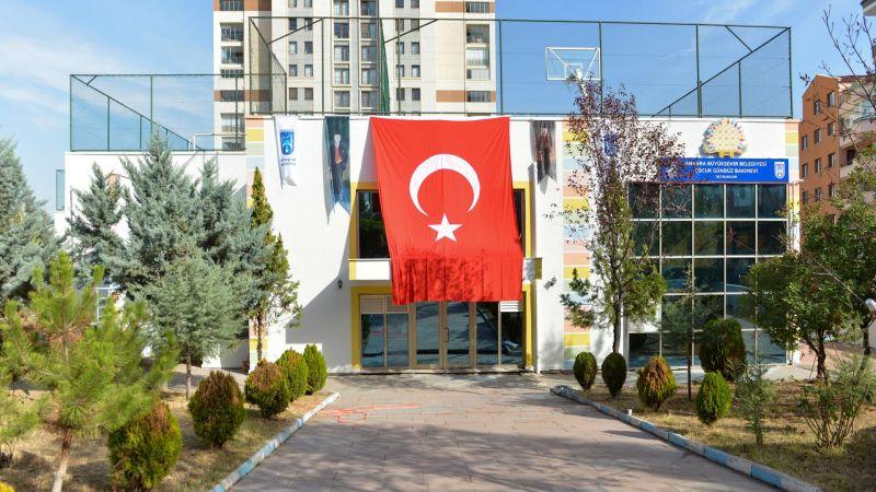 Ankara Büyükşehir'in Çocuk Gündüz Bakımevleri İçin Kayıt Başvuruları Başladı