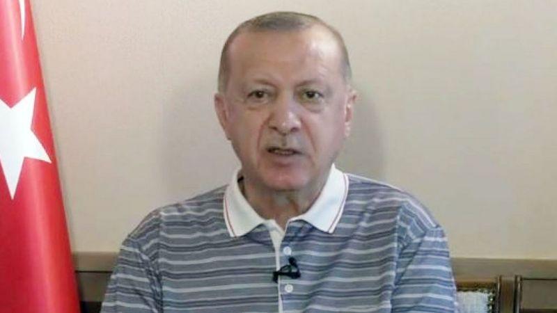 Cumhurbaşkanı Recep Tayyip Erdoğan, AK Parti Teşkilatıyla Bayramlaştı