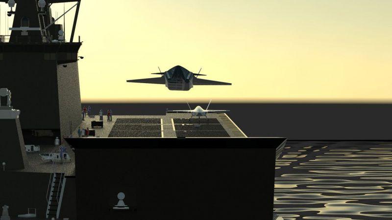 Muharip İnsansız Uçak Sistemi, Mavi Vatan'ın Güvenliği İçin Ortak Görev