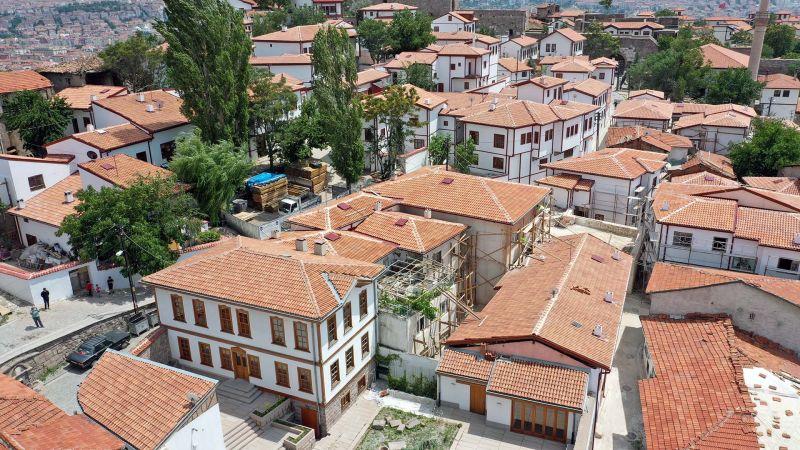 Ankara Kalesi'nde İyileştirme Çalışmaları Devam Ediyor: İçkale 2. Etap Çalışmaları Başlıyor