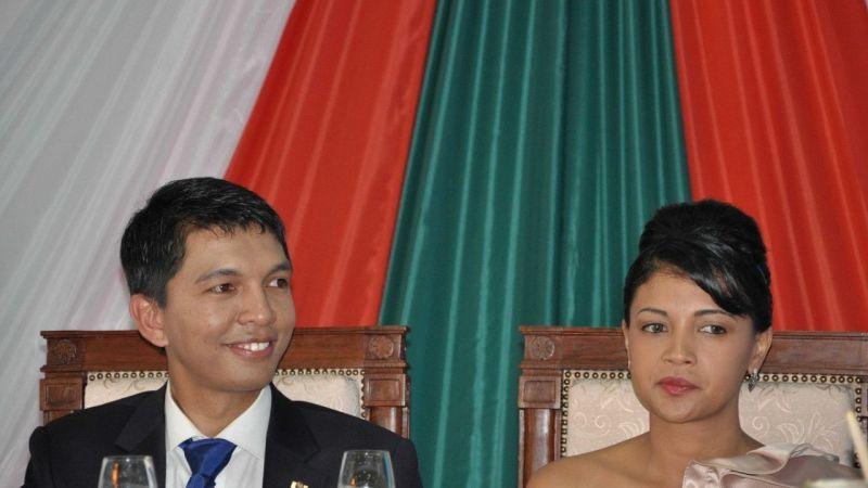 Madagascar Devlet Başkanı Andry Rajoelina'ya Suikast Girişimi