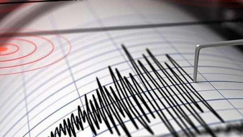 İzmir'de Karaburun İlçesi'nde 2 Deprem Meydana Geldi